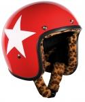 Star Jet, red w. white star
