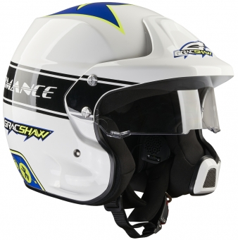 Helmet with Bluetooth hands-free kit