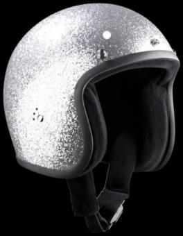 JET Metal Flake silver