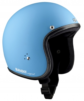 Jet helmet Premium dull light blue