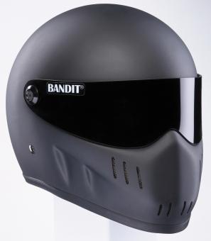 Bandit XXR Gr. S 55/56 | matt schwarz