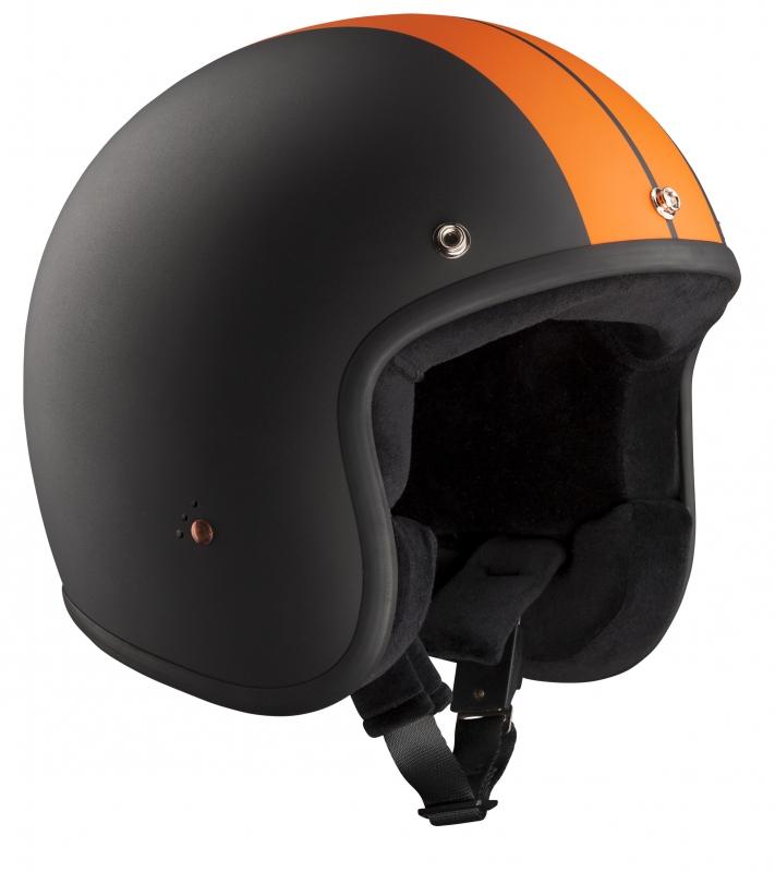 ECE-Jet 2, Race, dull black orange