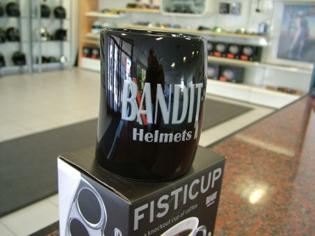 bandit helmets bandit kaffeetasse online kaufen. Black Bedroom Furniture Sets. Home Design Ideas