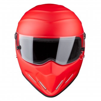 A4 L 59/60   dull red